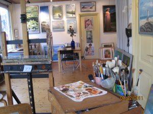 Studiogalerie 2e Hugo de grootstraat 39, Walt de Rijk 4